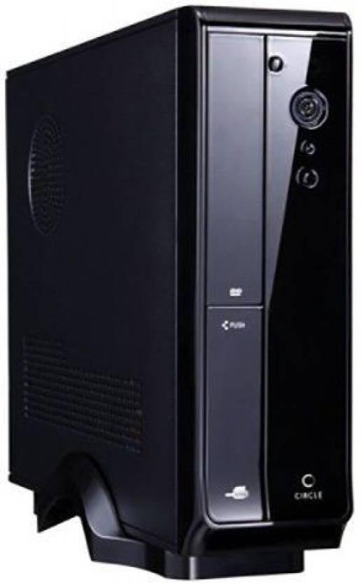 Assembled Mini Slim Desktop Pc 4 Gb 500gb Hdd Dvd W R Wifi 1gb Graphic Card