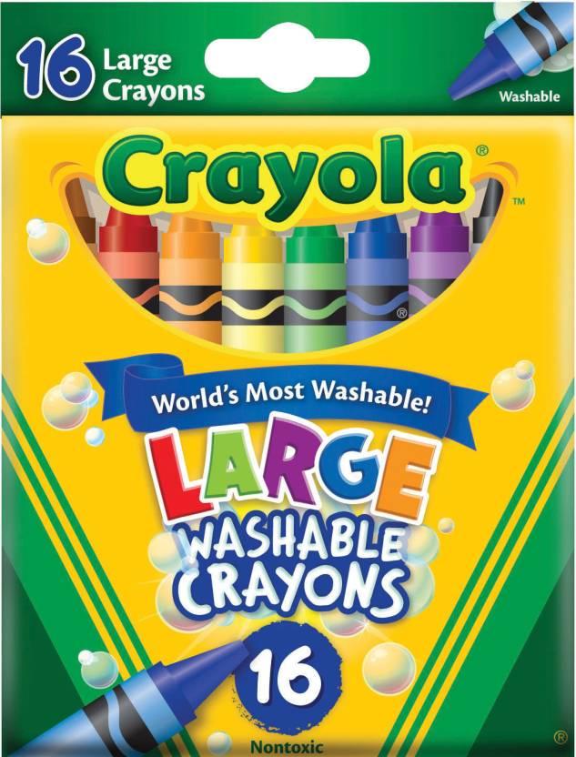 Crayola Wax Washable Crayon