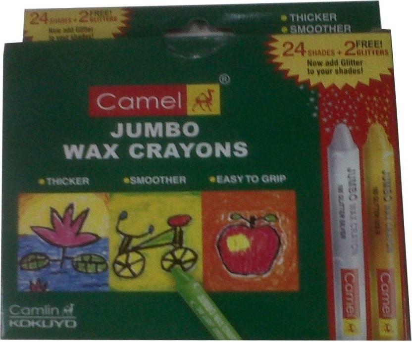 Camel Wax Crayon
