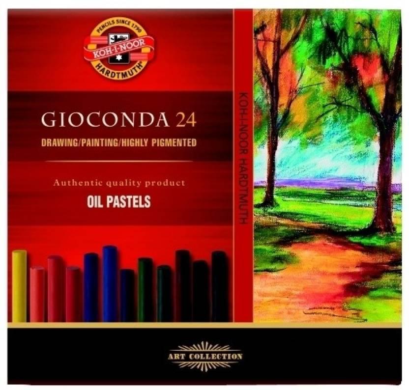 Koh-I-Noor Hardtmuth Gioconda Oil Pastel Crayon