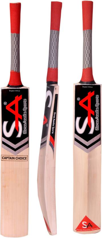 526e0d3e9 SA Sports sacp01 English Willow Cricket Bat - Buy SA Sports sacp01 ...