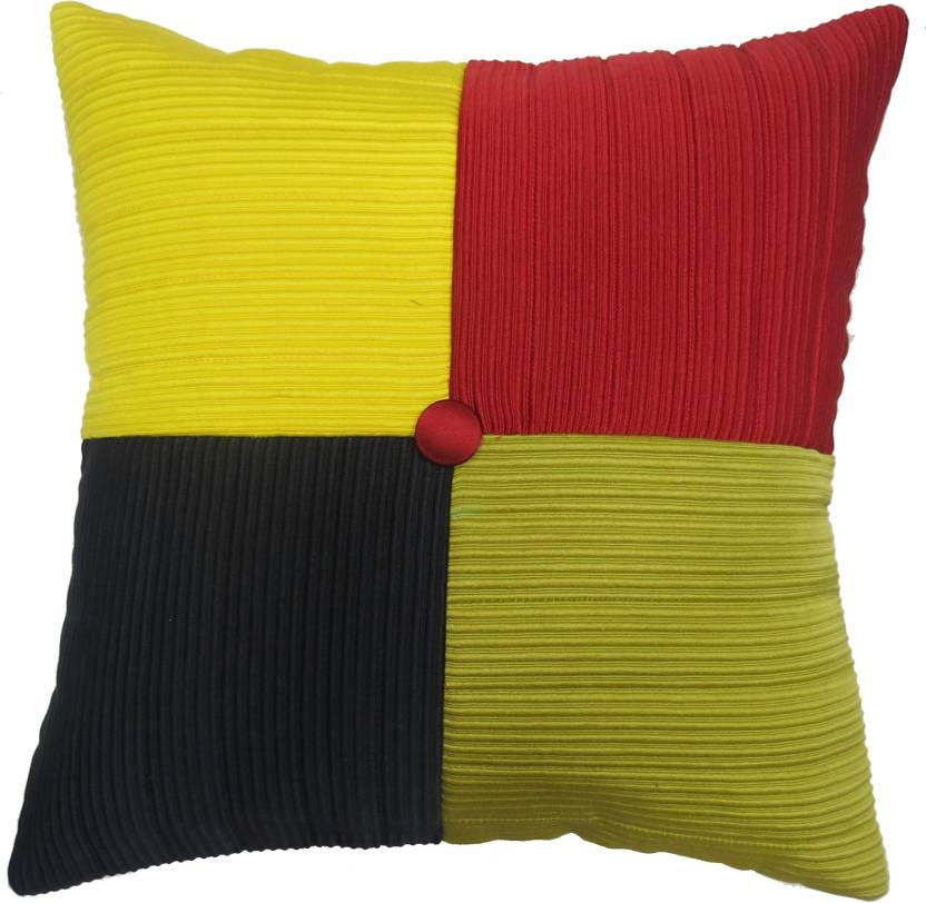 Aawrun Self Design Cushions Cover