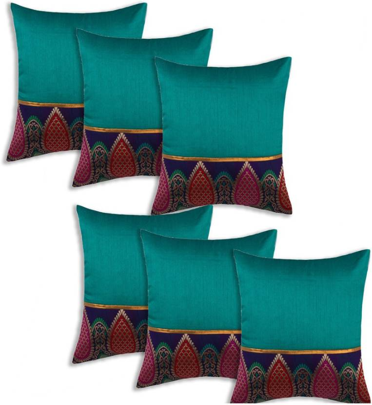 JEEL Embroidered Cushions Cover