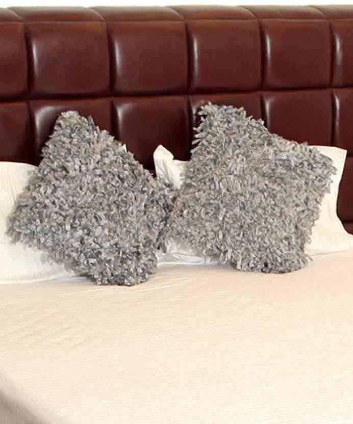 Yross Plain Cushions Cover