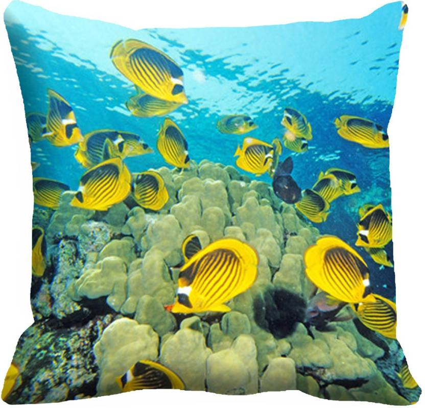 JDX Abstract Cushions Cover