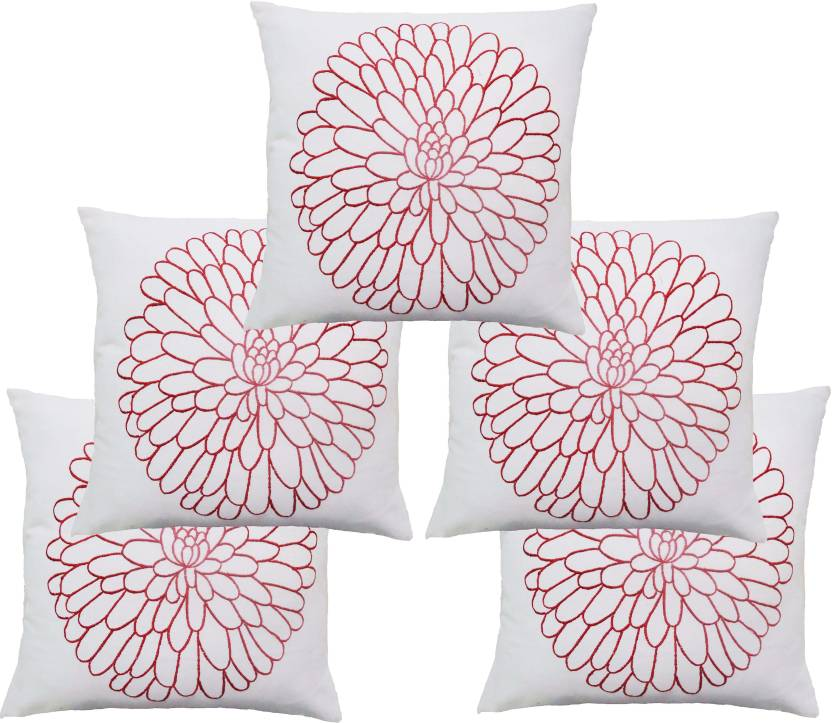 DConcept Embroidered Cushions Cover