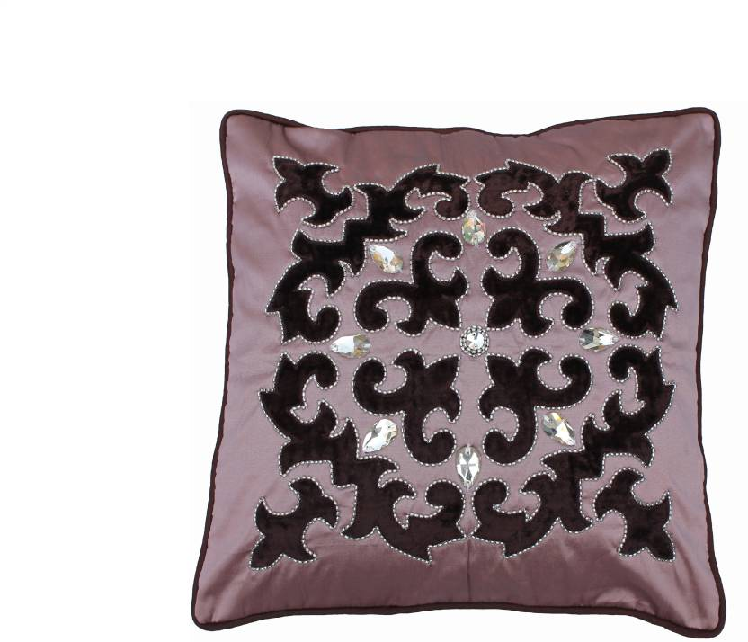 Cute Creations Embroidered Cushions Cover