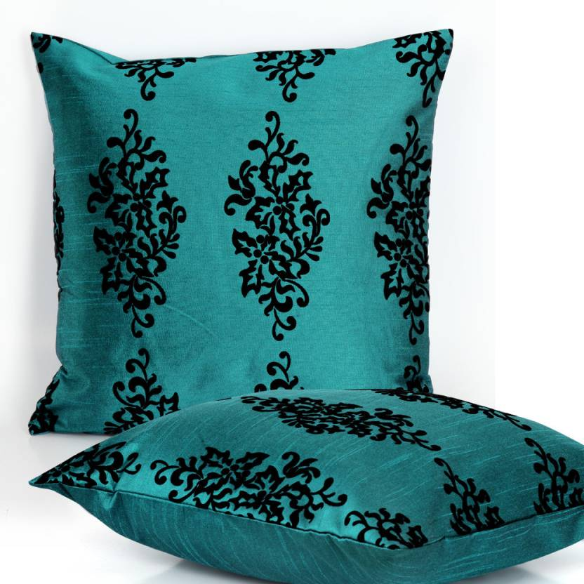 Zaffre's Damask Cushions Cover