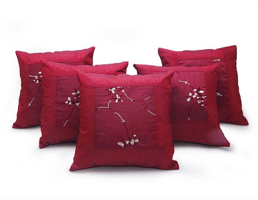 Jaipur Raga Floral Cushions Cover