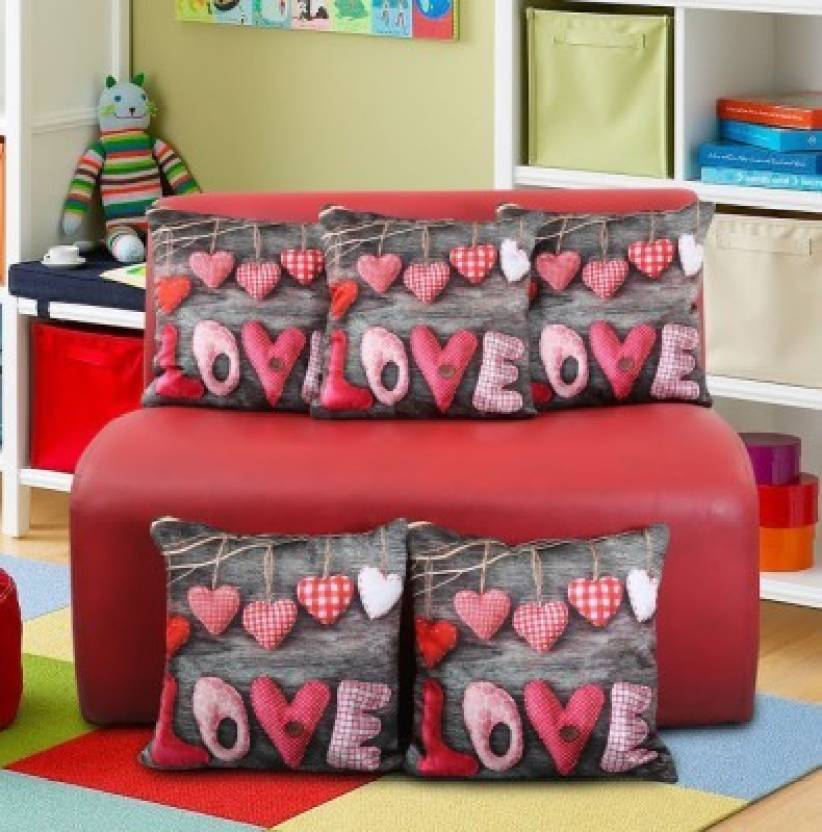Kalakriti Creations 3D Printed Cushions Cover