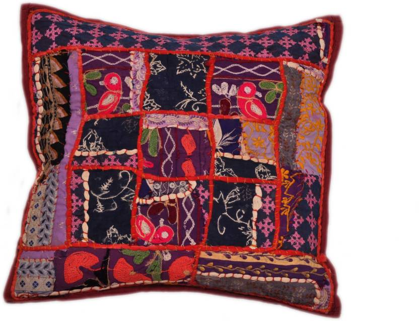 ICB Embroidered Cushions Cover