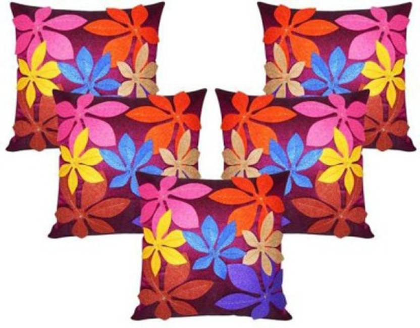 Feshya Floral Cushions Cover
