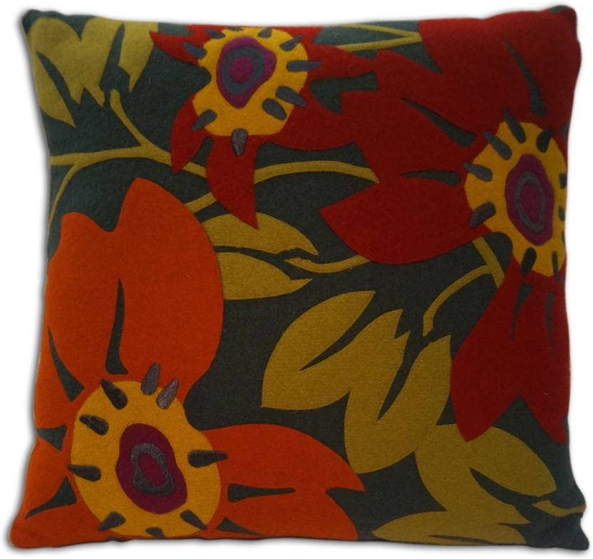 Eclectic Floral Cushions Cover