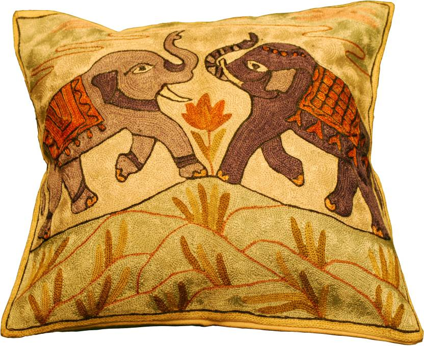 Ancient India Animal Cushions Cover