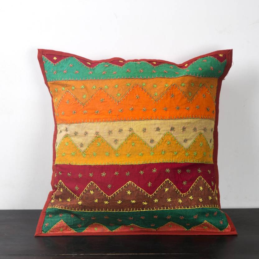 Carpet & Textile Embroidered Cushions Cover