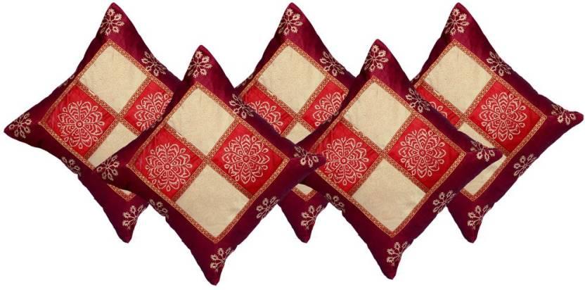 Floorfashion Checkered Cushions Cover