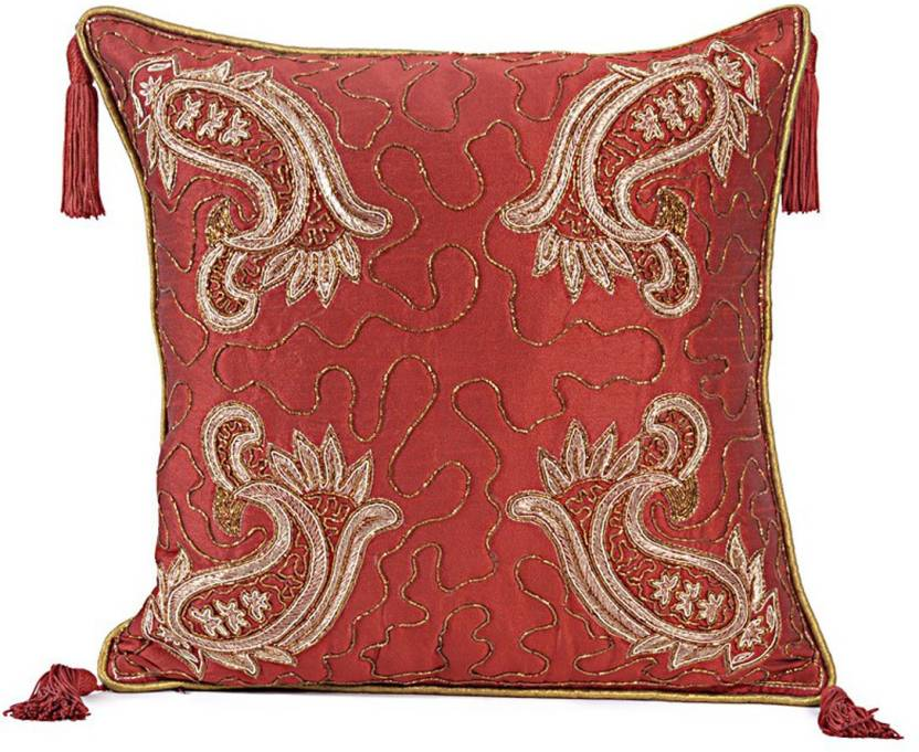 Rutbaa Paisley Cushions Cover
