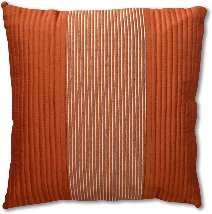 House Attire Striped Cushions Cover