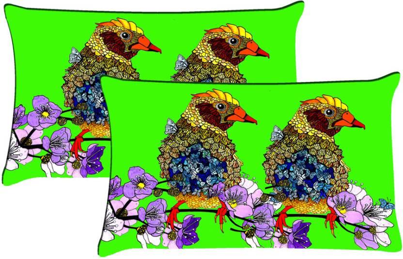 meSleep Animal Pillows Cover