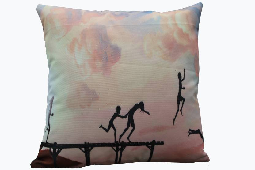 Adishma Printed Cushions Cover