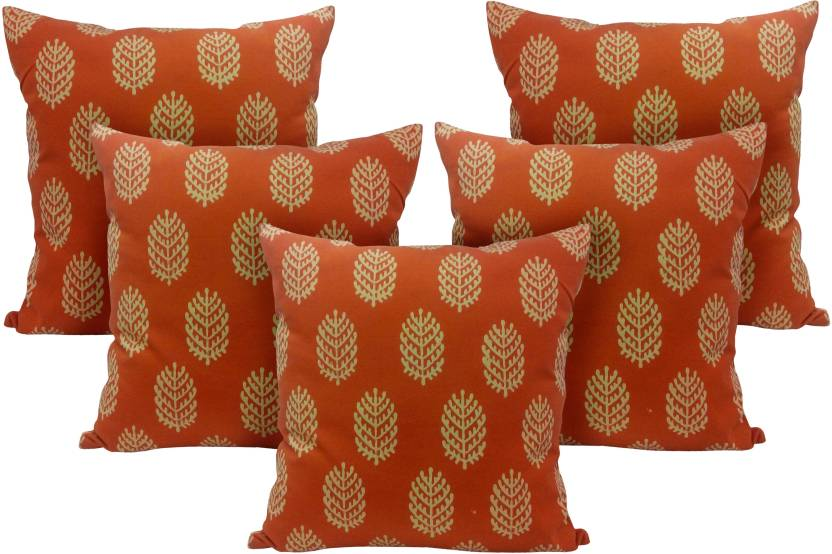 Akshat International Abstract Cushions Cover