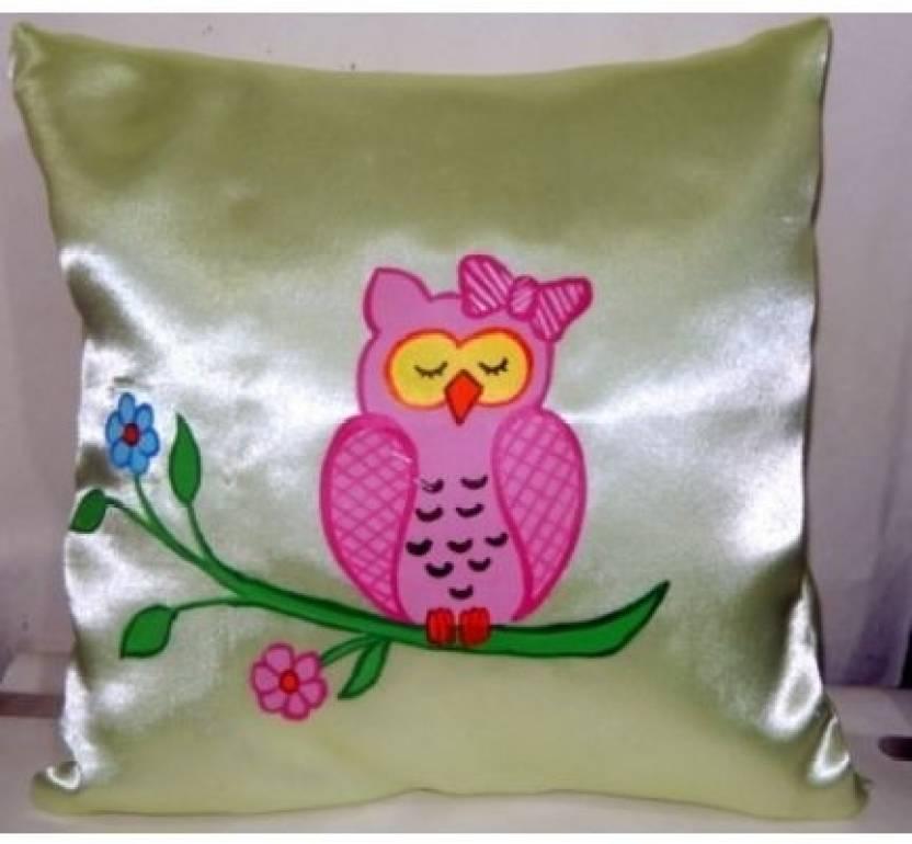 Purple Circle Animal Cushions Cover