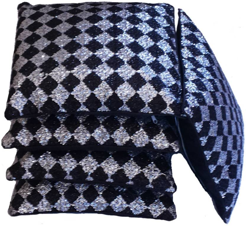 SHC Checkered Cushions Cover