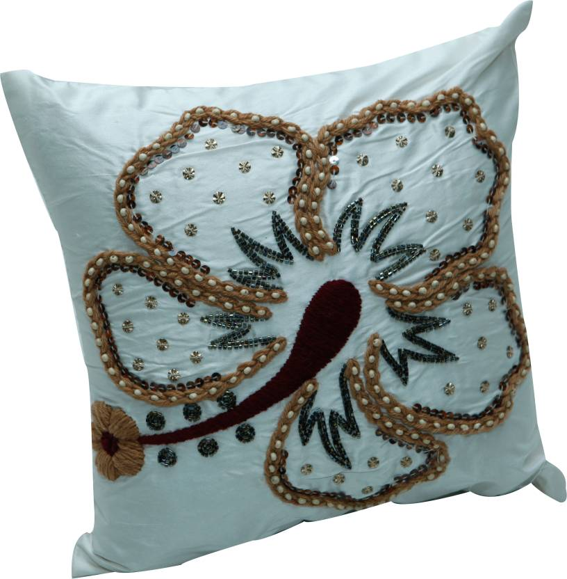 Rossworld Embroidered Cushions Cover