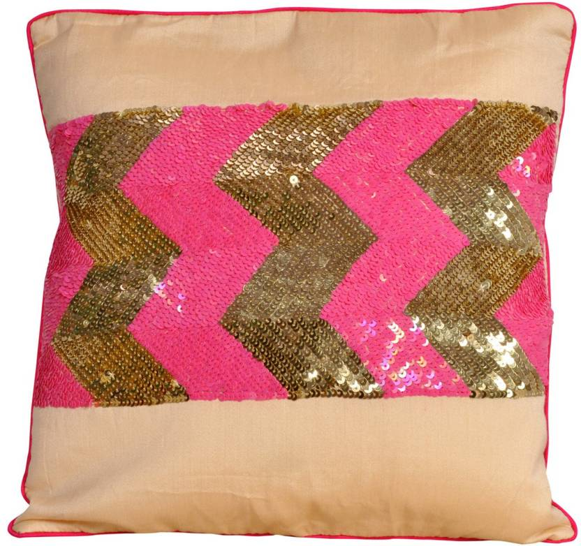 Ras Home Embroidered Cushions Cover