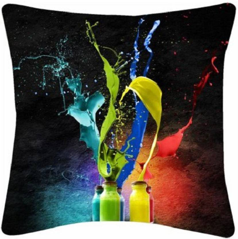 Cherryhomes Abstract Cushions Cover