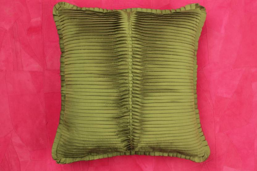Bombay Mill Self Design Cushions Cover