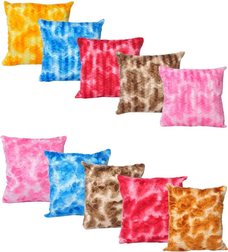 Click Shoppe Floral Cushions Cover