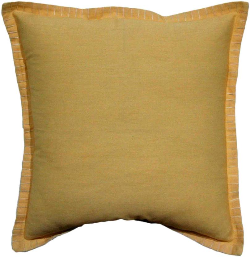 Raghuraj Lifestyle Plain Cushions Cover