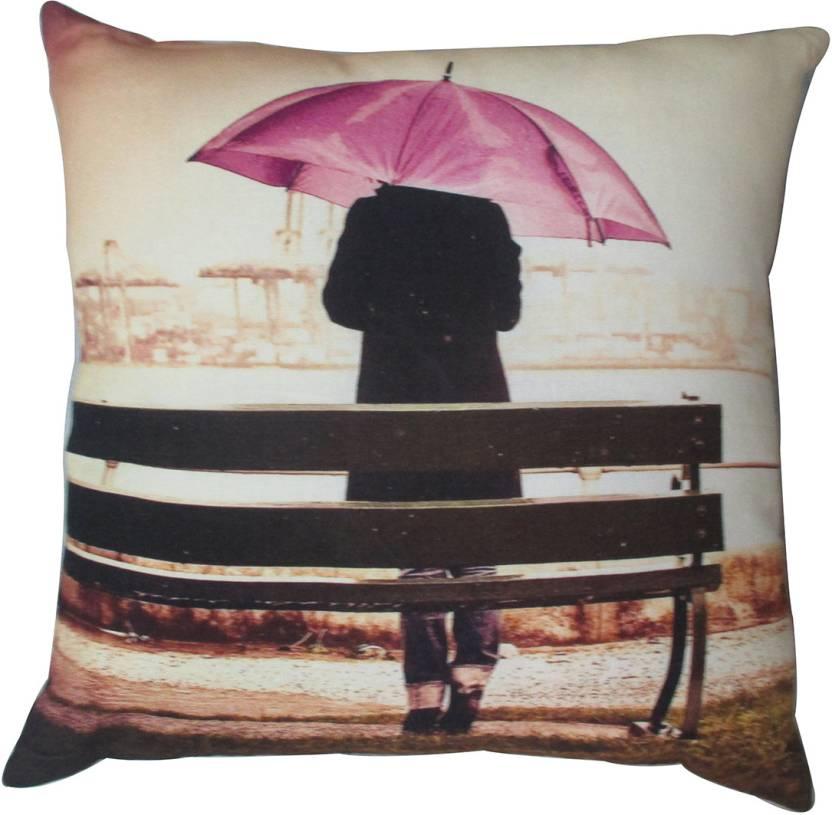 Vaibhav Abstract Cushions Cover