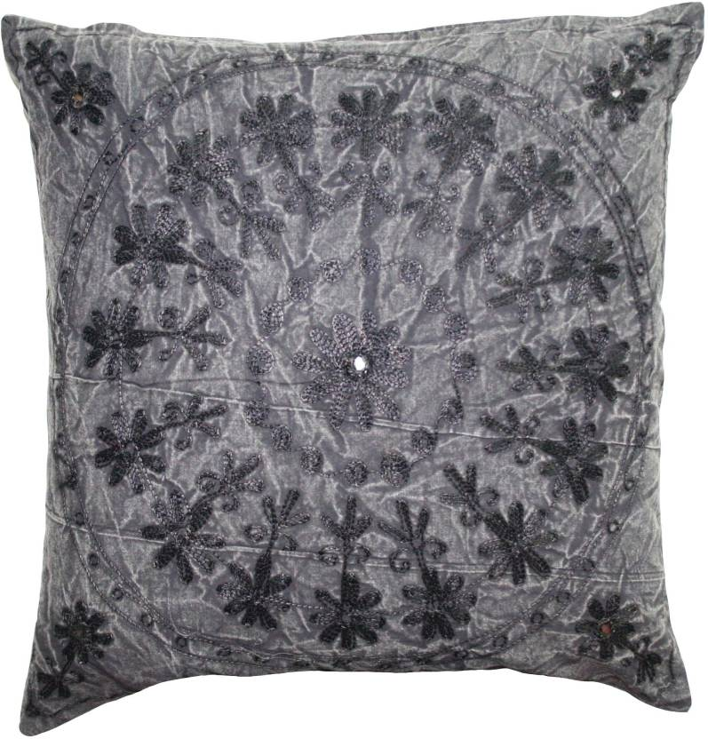 Raghuraj Lifestyle Embroidered Cushions Cover