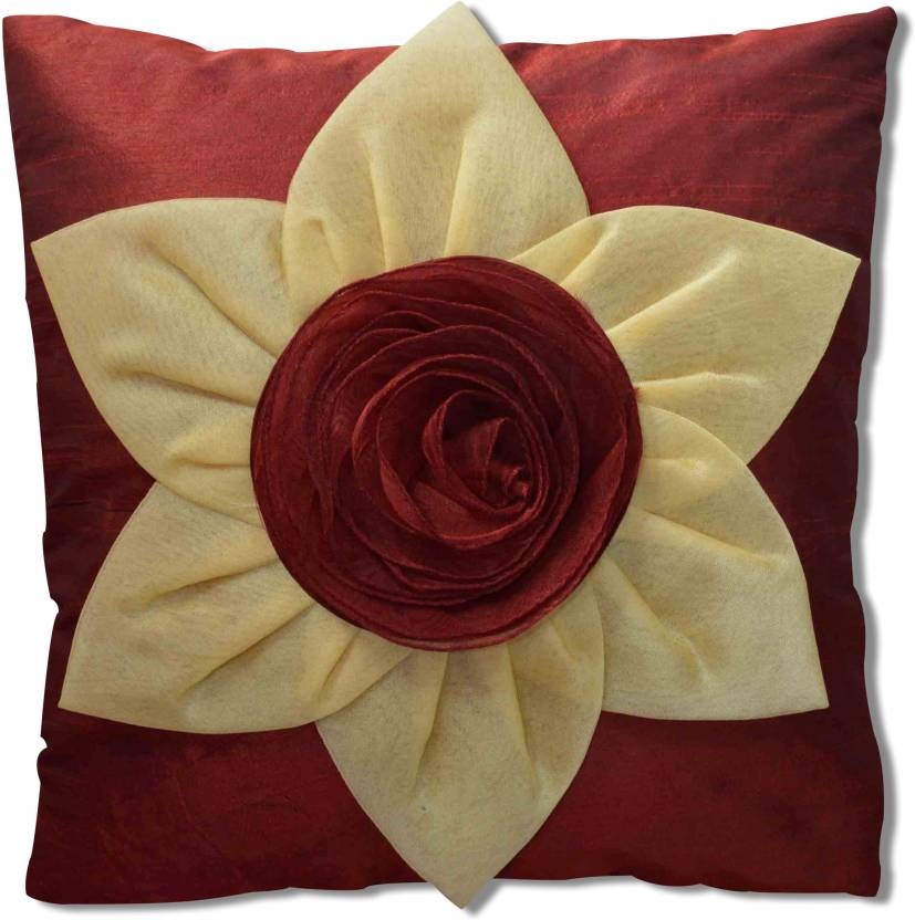 House Attire Floral Cushions Cover