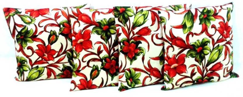 cut2shape Floral Cushions Cover