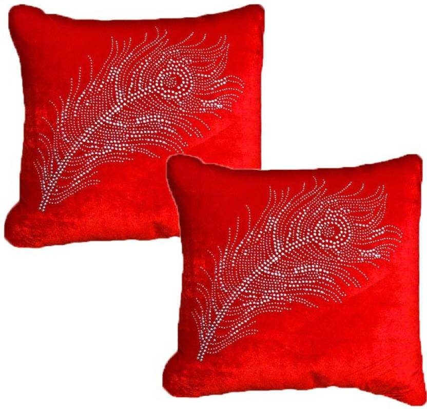 Kalakriti Creations Motifs Cushions Cover