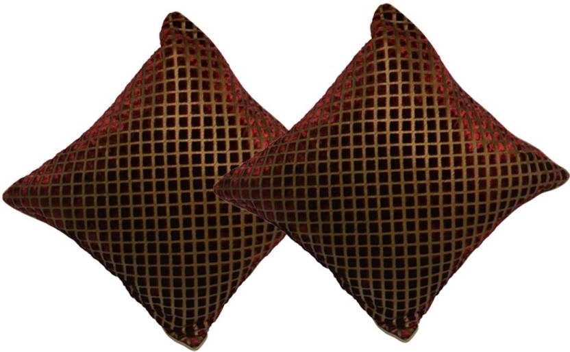 Rutbaa Checkered Cushions Cover