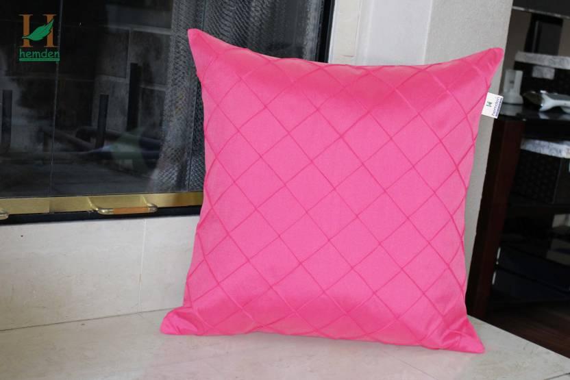 Hemden Self Design Cushions Cover
