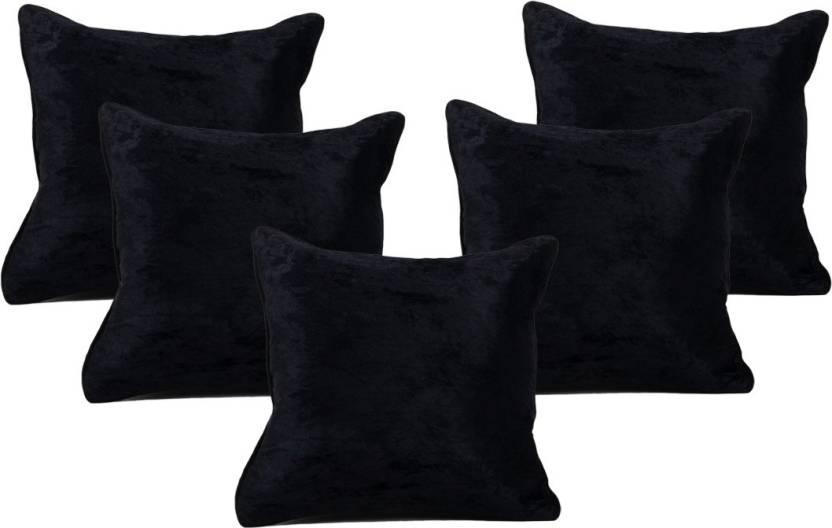 Rutbaa Plain Cushions Cover