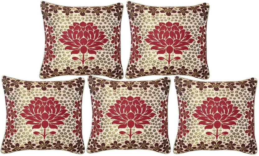 Hargunz Floral Cushions Cover