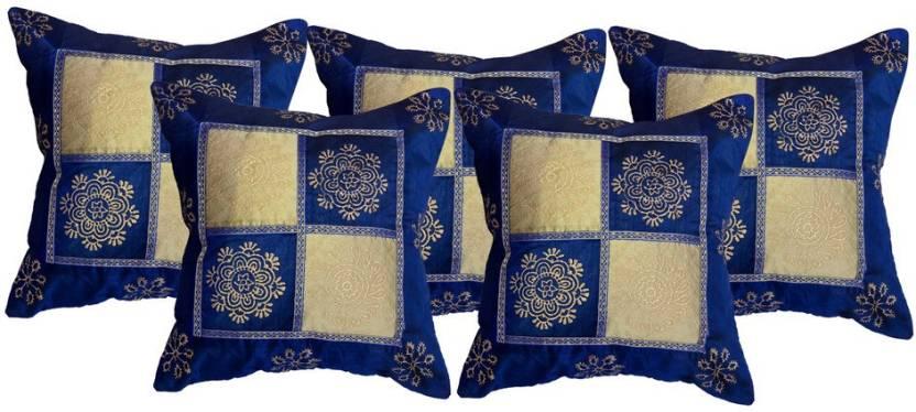 Floor Fashion Checkered Cushions Cover