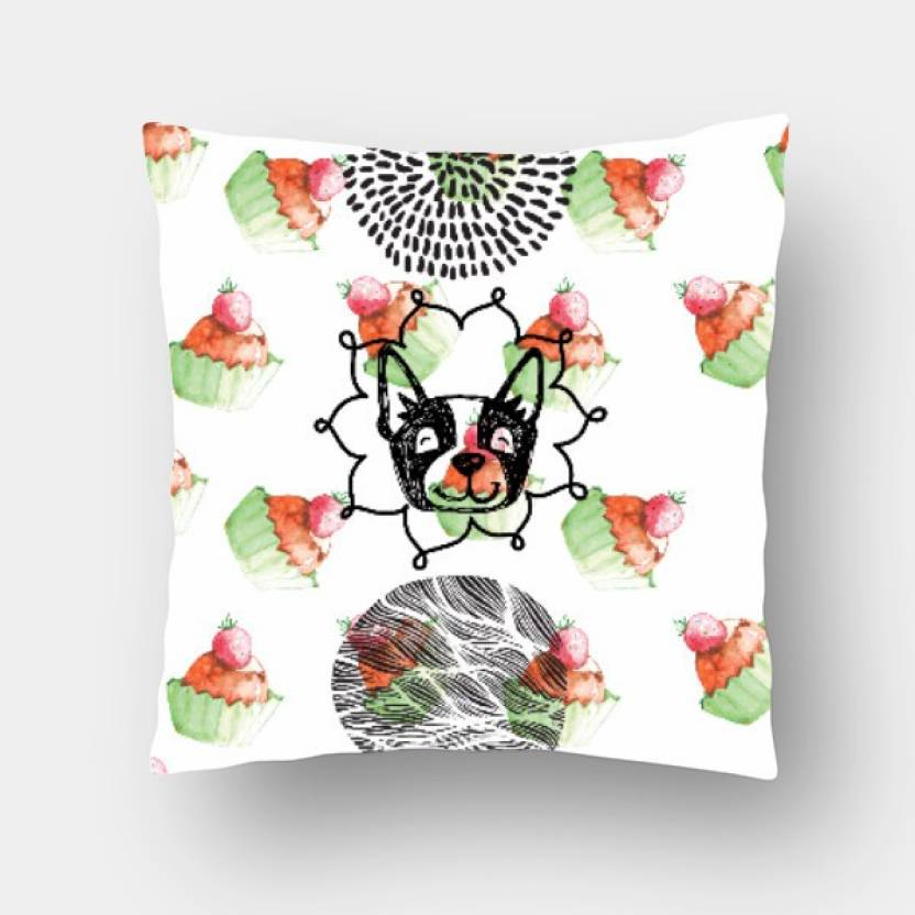 Merchbay Floral Cushions Cover