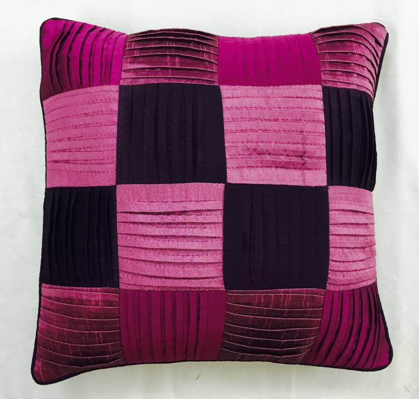 Kotton Checkered Cushions Cover