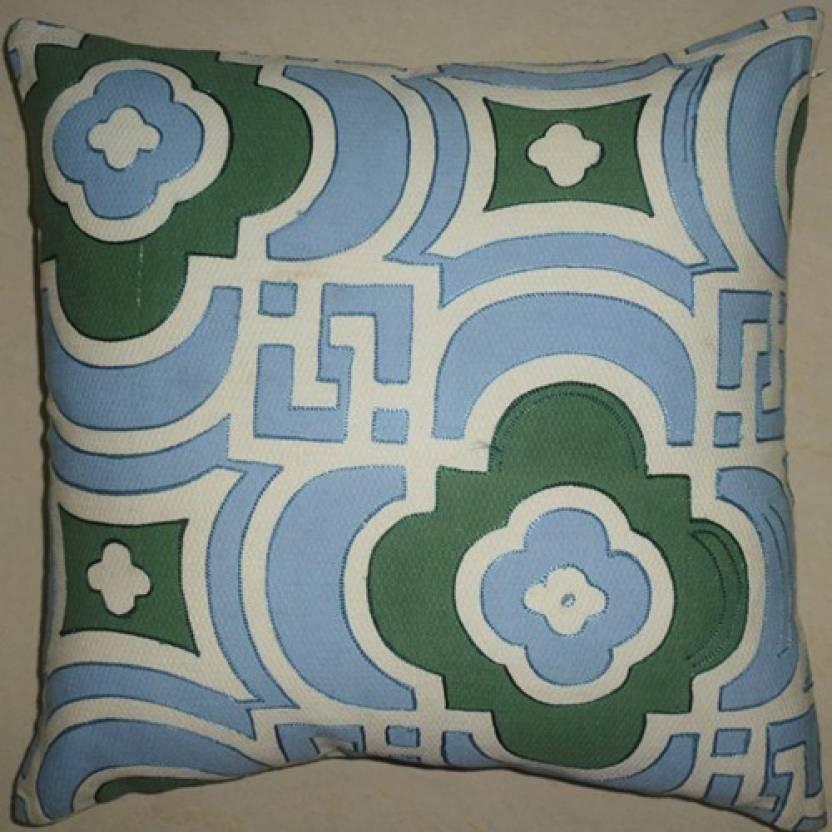 Kalakars Geometric Cushions Cover