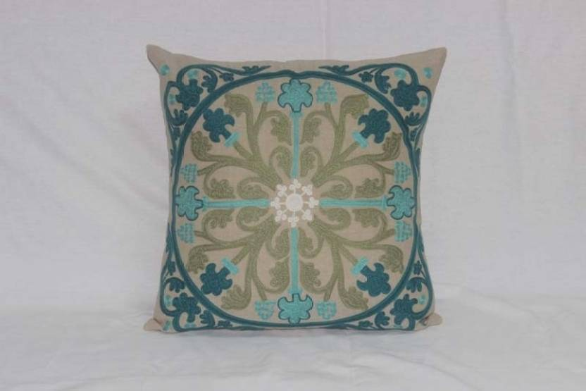 Madhavs Embroidered Cushions Cover