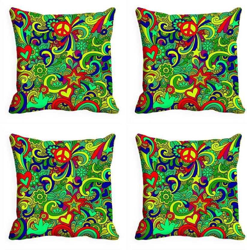 meSleep Paisley Cushions Cover
