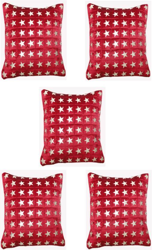Amk Checkered Cushions Cover