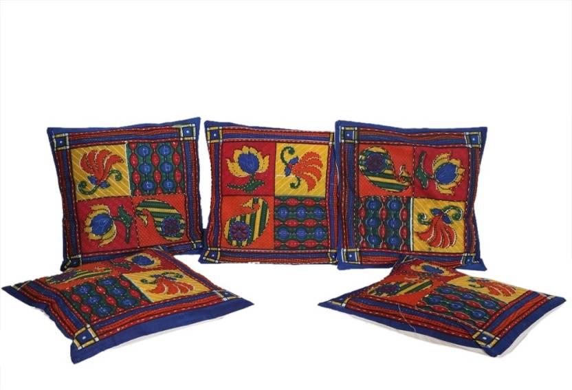 El Sandalo Printed Cushions Cover